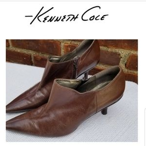 Kenneth Cole Reaction booties 10